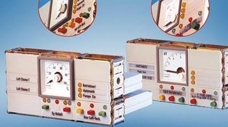 Mozaïeksystemen Controle Display Apparatuur - Mauell BV