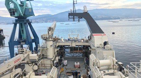 Achterschip Trawler