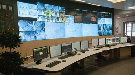 Control Room - Afval Verwerking AVR